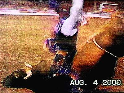 Kicking High, Bull Rider 2
