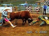Rodeo Drama, Rodeo Clown 3