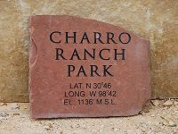 Charro Ranch Park Development & Design