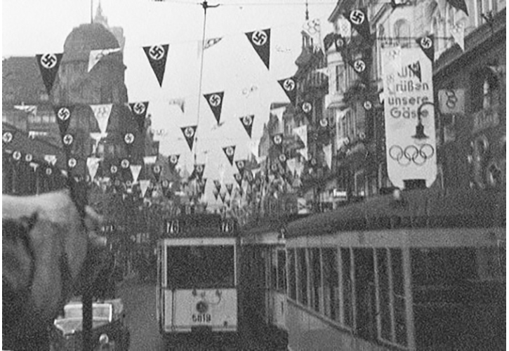The German Occupation, circa 1940-1944